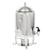 New York Style Stainless Steel 3 Gal. Coffee Chafer Urn