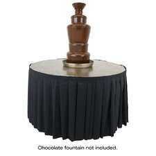 Chocolate Fountain Table