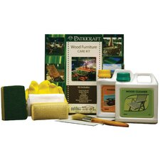 <strong>Outdoor Interiors</strong> Furniture Oil and Maintenance Kit