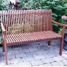 Keruing Venetian Resort Teak Garden Bench