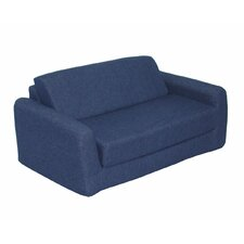 <strong>Elite Products</strong> Children's Polyester Sleeper Sofa