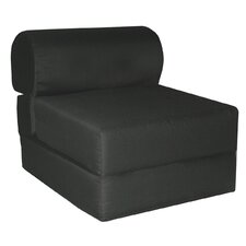Polyester Sleeper Chair