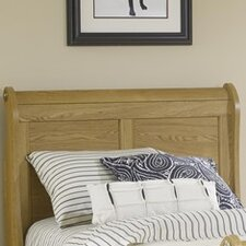 Oak Creek Sleigh Headboard