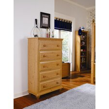 Madison 5-Drawer Kids Chest