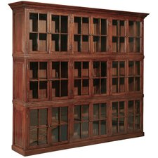"Manor House Triple Stack 85"" Bookcase"