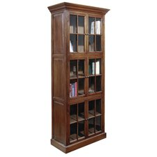 "Manor House Single Stack 84"" Bookcase"