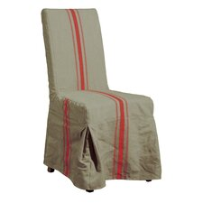 Corseted Parsons Chair