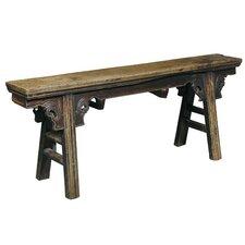 Peasant Wood Kitchen Bench