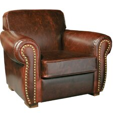 <strong>Furniture Classics LTD</strong> Leather Winston Arm Chair