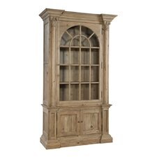 """Arched 85.75"""" Bookcase"""