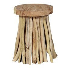 <strong>Furniture Classics LTD</strong> Driftwood Stool