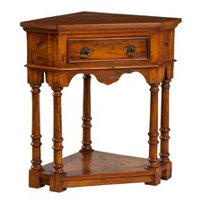 Gunbarrel End Table