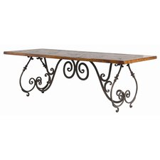 <strong>Furniture Classics LTD</strong> Baroque Dining Table