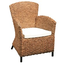 Madras Rope Chair with Cushion