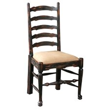 <strong>Furniture Classics LTD</strong> English Country Upholstered Side Chair