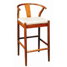 Broomstick Bar Stool