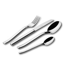 Arctic 24 Piece Cutlery Canteen Set in Mirror