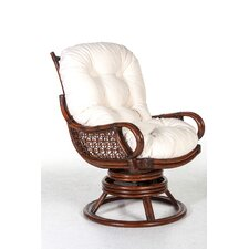 <strong>Acacia Home and Garden</strong> May Flor Rocking Chair