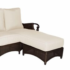 <strong>Acacia Home and Garden</strong> Montego Bay Chaise Lounge with Cushion