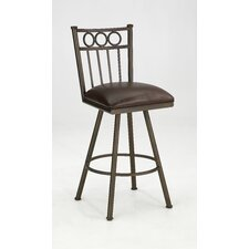 "Williamsburg Quinn 26"" Swivel Bar Stool"