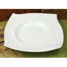 "Crescent 12.25"" Pasta Plate (Set of 4)"
