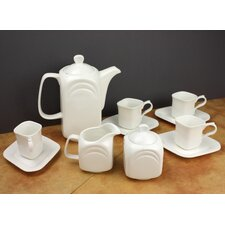 Culinary 11 Piece Coffee Service Set