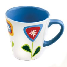Jardin 14 oz. Mug (Set of 4)