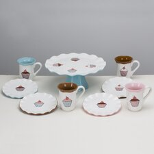 <strong>Omniware</strong> Everyday Cupcake Dessert (Set of 9)