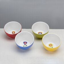 Jardin Matisse Assorted Bowl (Set of 4)