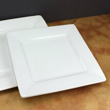 "Culinary Proware 10"" Medium Square Plate (Set of 4)"