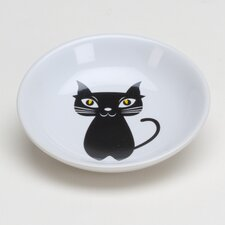 <strong>Omniware</strong> Chat Noir Tea Caddy / Infuser Holder