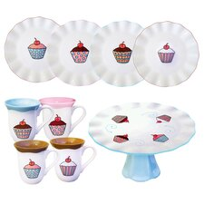 Everyday Cupcake Dessert (Set of 9)