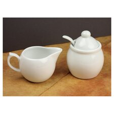 Culinary Cream and Sugar Set