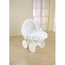 Sweety Nostagic Crib in White