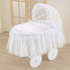 Sinfonie Wicker Hood Crib