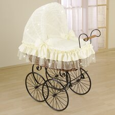 Midnight Royal Antique Crib