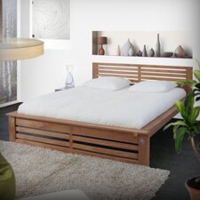 Coffee Bed Frame