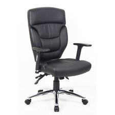 Aintree High-Back Leather Executive Chair