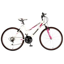 KX26G Ladies Hardtail 18-Speed Mountain Bike