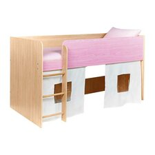 Tented Mid Sleeper Bed Frame