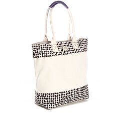 <strong>Ame & Lulu</strong> Panel Tote Bag