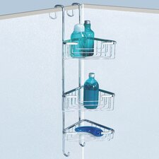Triple Corner Hanging Shower Caddy
