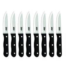 Steak House Style Jumbo Steak Knife Set (Set of 8)