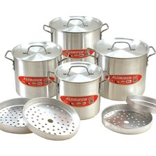 12 Piece Tamale Pot Set