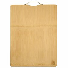<strong>Cook N Home</strong> Whole Piece Bamboo Cutting Board