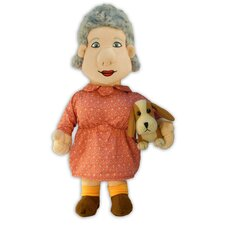 <strong>Mrs. Pinkelmeyer</strong> Mrs. Pinkelmeyer and Moopus McGlinden Plush, Singing Doll
