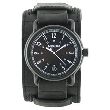 Men's Axe Watch with Black Dial