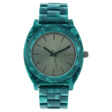 Women's Time Teller Acetate Watch
