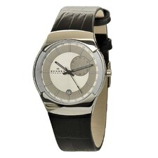 Classic Men's Crystal Watch