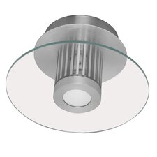 Chiron 1 Light Semi Flush Mount